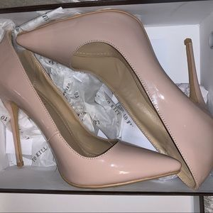 Luxe To Kill nude classy heels